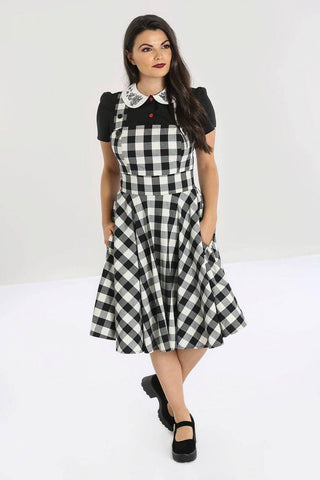 *NEW* Victorine Pinafore Dress