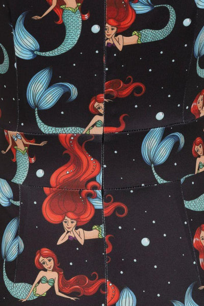 *NEW* Elsie Dress: Mermaids