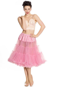 *NEW* Long Petticoat: Bubblegum Pink