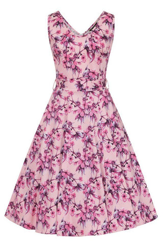 *NEW* Charlotte Dress: Lush Blush