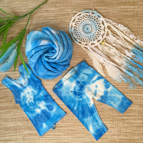 Gift Set Baby Blue