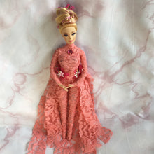 Fairy Doll  Apricot Lace