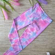 Tie Dyed Leggings Unicorn Pink/Blue/Purple size 0000-6 years