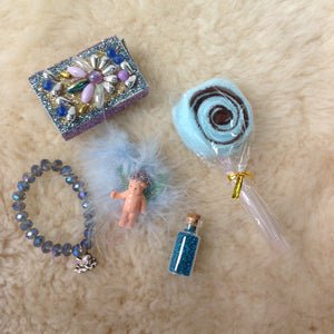 Blue Fairy Gift Set