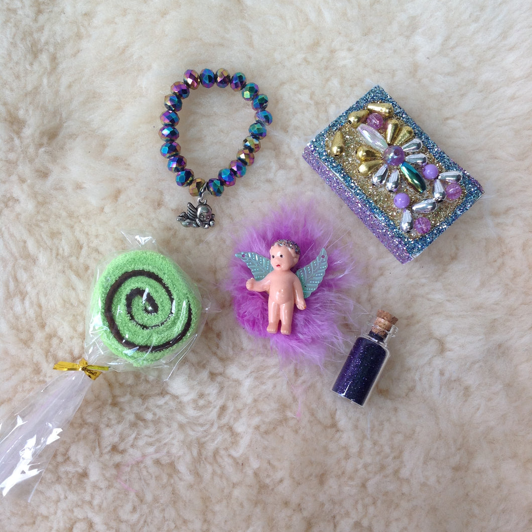 Purple Fairy Gift Set