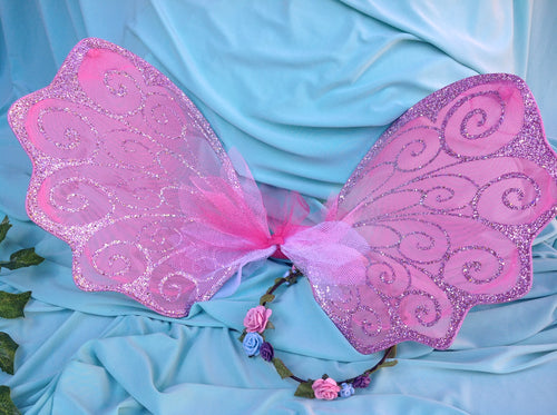 Fairy Wings Light Pink