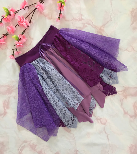 LULU FAIRY SKIRT LILAC/PURPLE