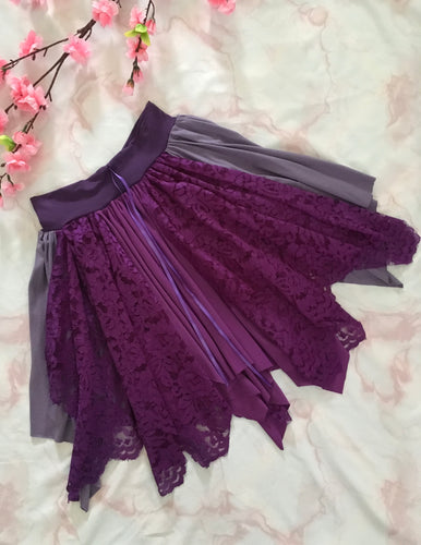 LULU FAIRY SKIRT MULBERRY