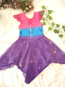 Unicorn Fairy Dress PINK Top