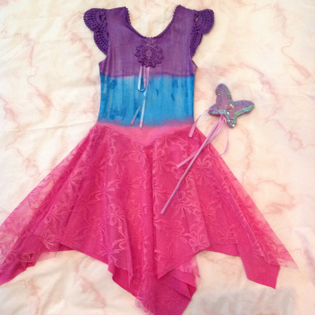Unicorn Fairy Dress PURPLE Top