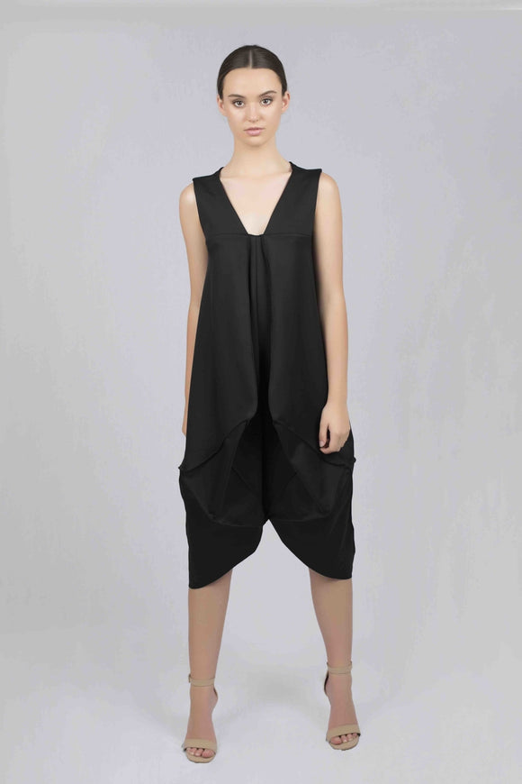 Structure Dress - Black