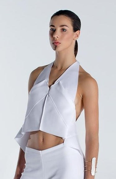 Structure Top - White
