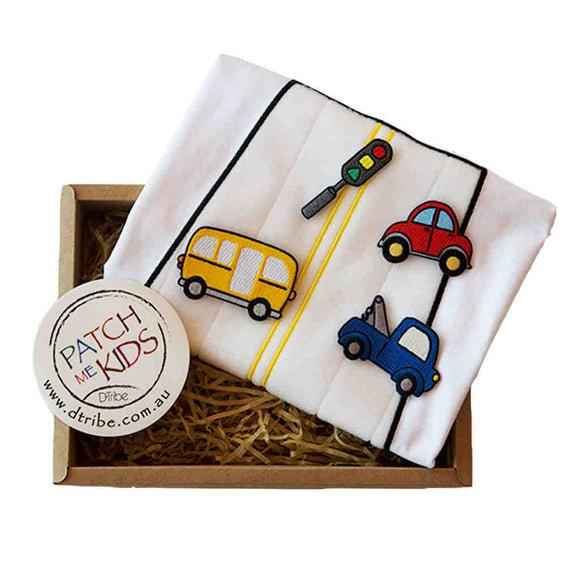 Highway Giftbox - White