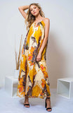 Strelitzia Maxi Dress