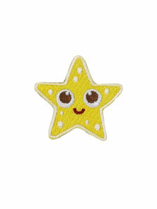 Starfish - yellow