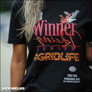 GRIDLIFE X C2B8 WINNER RACING Collab