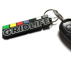 GRILIFE FLAGS 3D Keychain