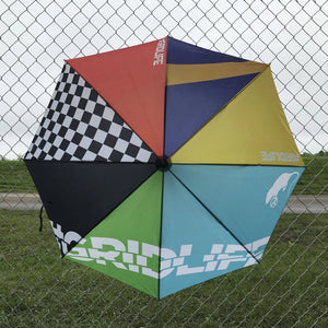 #GRIDLIFE Racing Flags Umbrella