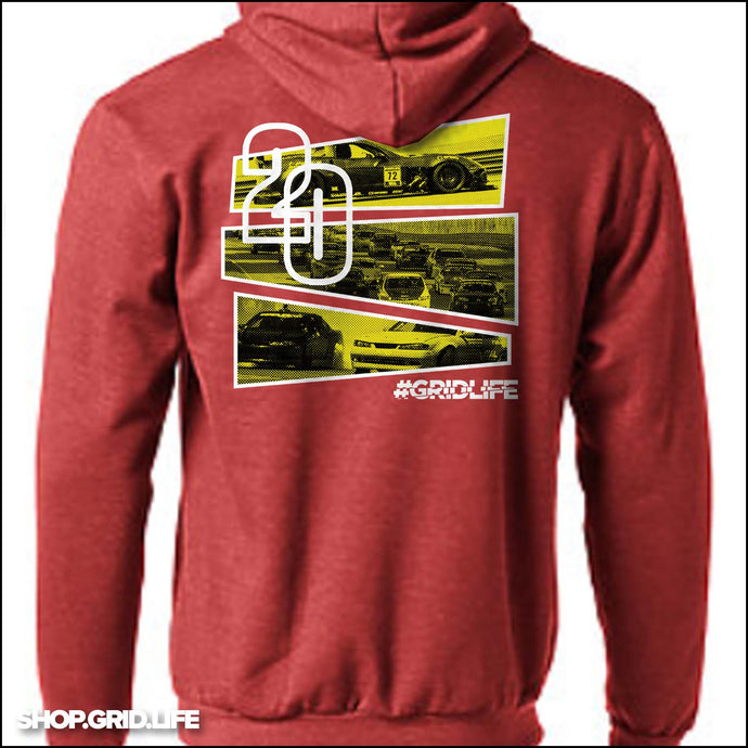 MIDWEST 20 Event Hoodie