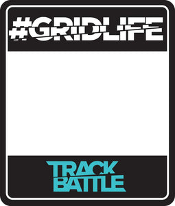 TrackBattle Competition Door Cards (PAIR)