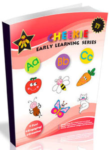 Cheekie Learning ABC Workbook - Fashionura