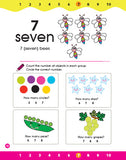 Cheekie Learning 123 Workbook - Fashionura
