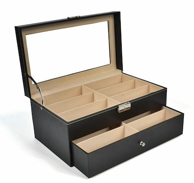 12 Slots 2 Tier Spectacles Storage Box.