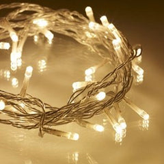 3 Meter 30 Led Battery Operated String Light - Warm White