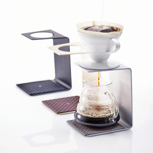 V60 Aluminium Single Stand Gold