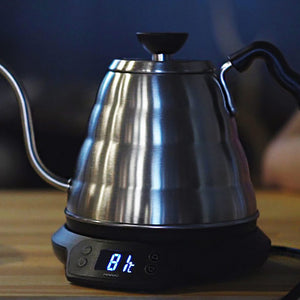 Buono Hot Coffee Brew  Electric Drip Kettle with thermometer