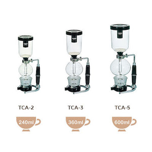 "Coffee Syphon ""Technica"" - 5 cups"