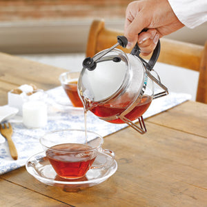 "Pull-up Tea Maker ""Chaor"" - 4 cups"