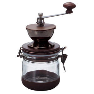 "Ceramic Burr ""Canister"" Hand Coffee Grinder - 120g"