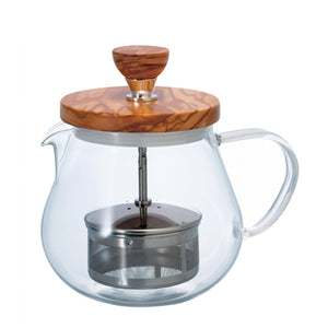 "Pull-up Tea Maker ""Teaor Wood"" - 450ml"