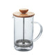 French Press Olive Wood