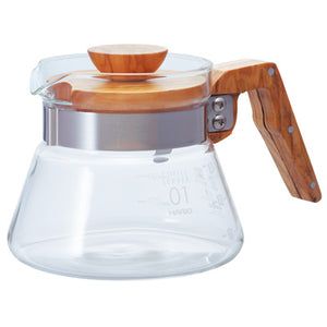 V60 Coffee Server Olivewood - 400ml