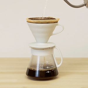 V60 Hot Coffee Drip Brew 2 Cup Set