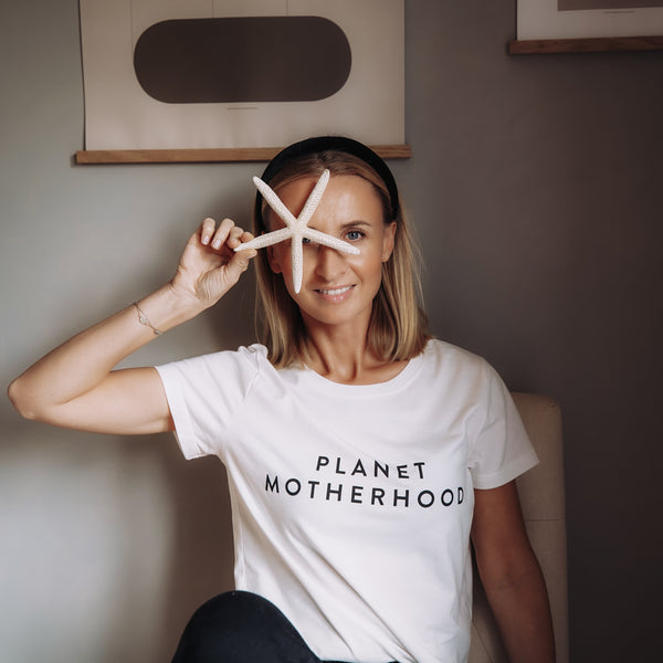 Planet Motherhood Womens T-shirt