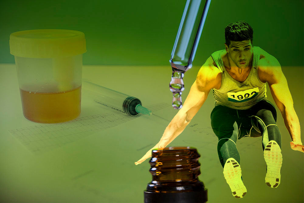 Why athletes are not allowed to use every CBD oil