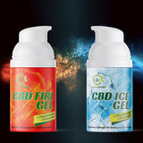 CANNASPORT® C.B.D. FIRE GEL
