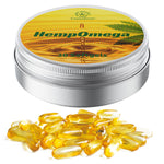 CANNASPORT® HempOmega Softgels