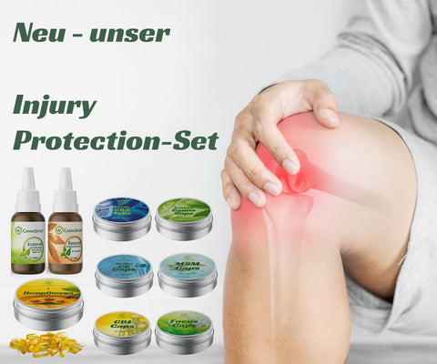 Cannasport Injury Protection Set