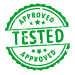 approved tested