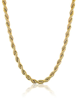 BOULEVARD ROPE NECKLACE (PRE-ORDER)