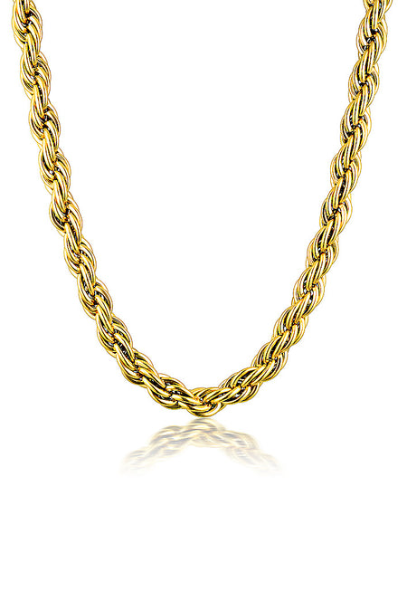 OUI LOCK NECKLACE