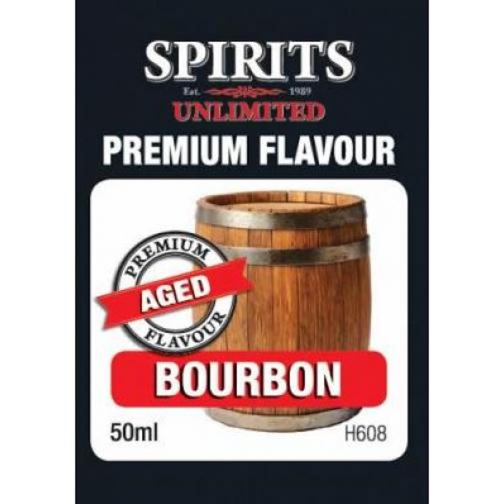 Spirits Unlimited Flavours
