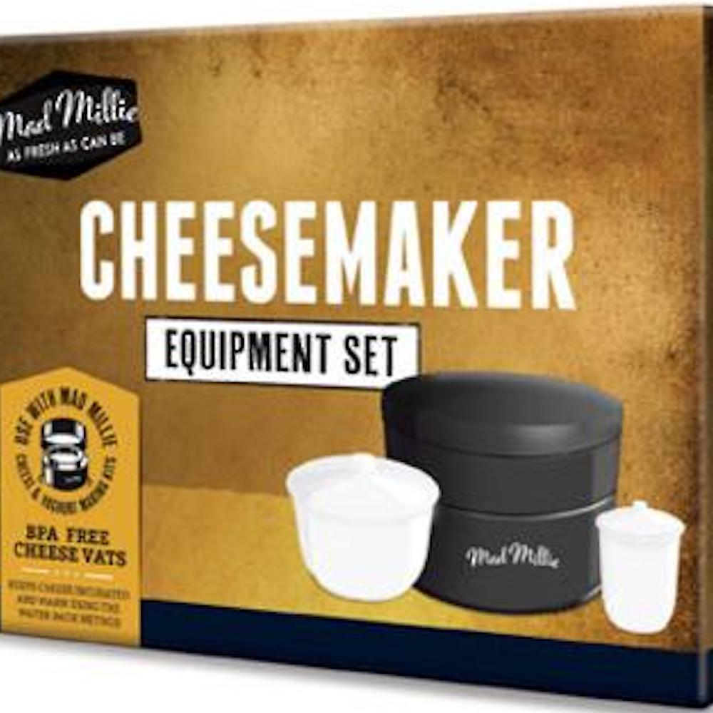 Cheese Equipment