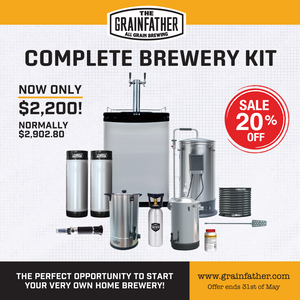 Grainfather Complete Brewery Kit