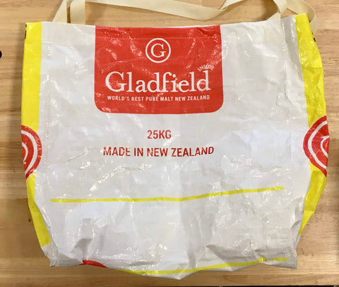 Gladfield Malt Bags Converted to Carry Bags