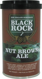 Black Rock Nut Brown Ale Kit 1.7kg